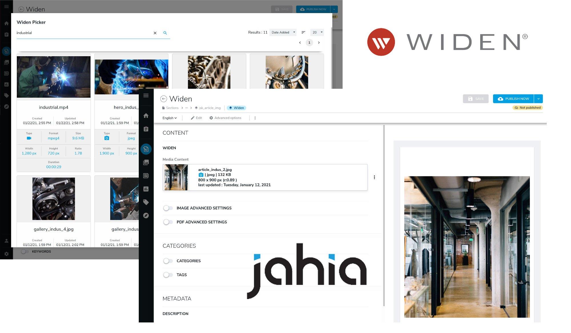 Jahia Widen