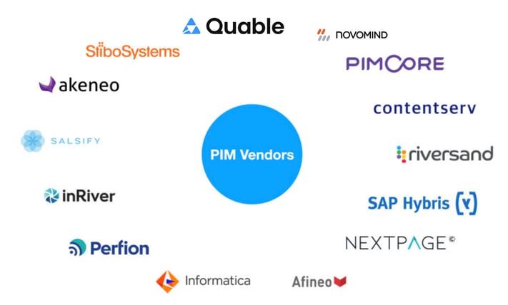 PIM Vendors-1
